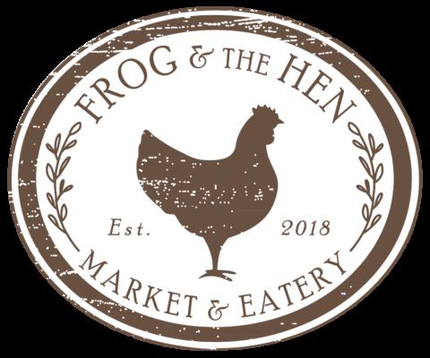 Frog&Hen_print_whiteoval-sm